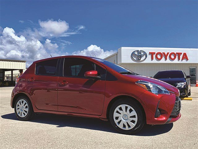 Pre-Owned 2018 Toyota Yaris